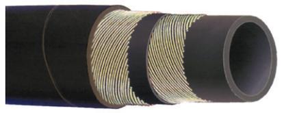 T331 250 PSI Chlorobutyl Steam Hose