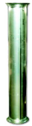 TUFF TUBE -Intake Tubes - Flange By Flange
