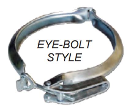 Eye-Bolt Style Clamp