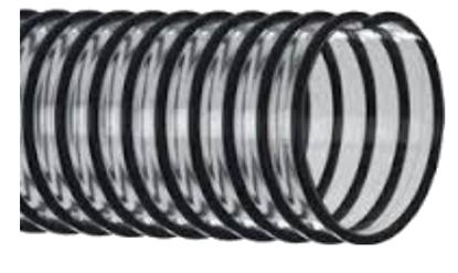 150CL Lightweight PVC Blower/Duct Hose