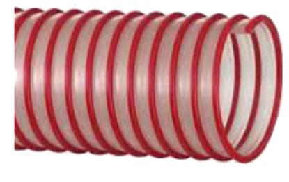150UDH Polyurethane Medium Duty Blower/Duct Hose