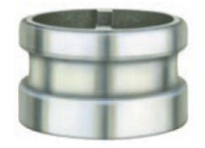 Tank Adapter - NPSH Straight Thread