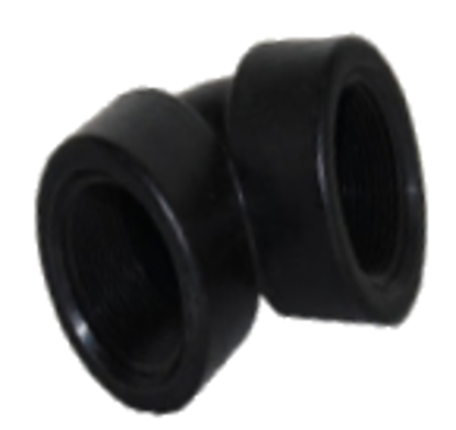 POLY Pipe Elbow - 90 Degree
