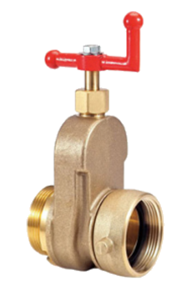 Brass Hydrant Gate Valve