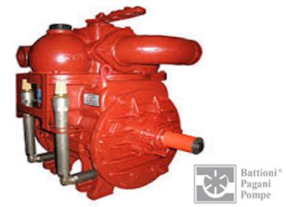 MEC II 11000 Vacuum Pump