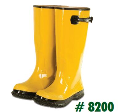 # 8200 Yellow Slush Boot