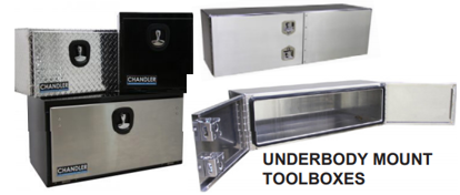 Underbody Mount Toolboxes