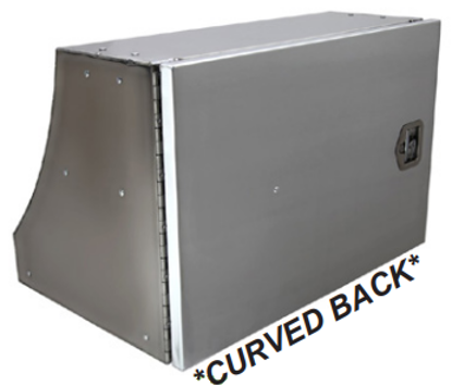 Curved Back Toolbox