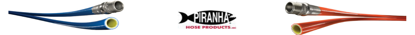 Piranha Sewer Cleaning/ Lateral Line Jetter Hose